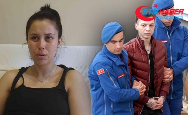 Eşini döner bıçağıyla yaralayan sanığa 16 yıl 9 ay hapis