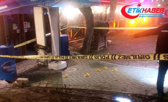 Eskişehir'de bar önünde silahlı kavga: 2 yaralı