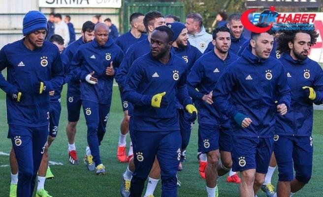 Fenerbahçe'de Zenit maçı hazırlıkları tamam