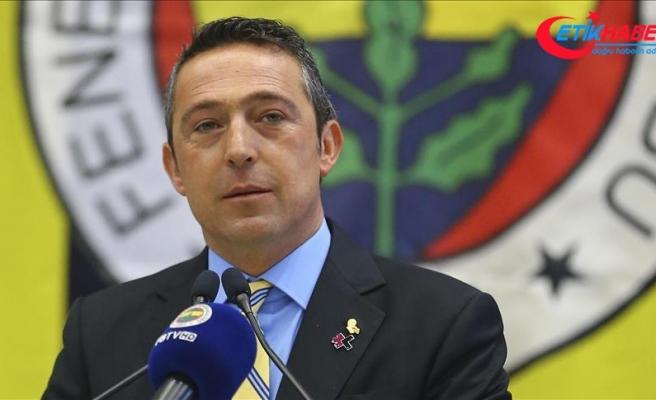 Fenerbahçe Kulübü Başkanı Koç: TFF'yi yönetecek kişi kifayetli olmalı