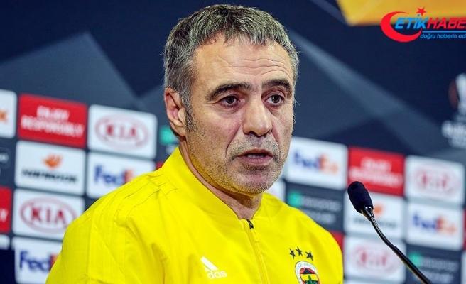 Fenerbahçe Teknik Direktörü Yanal: Burada sistem ve düzenin suçu var