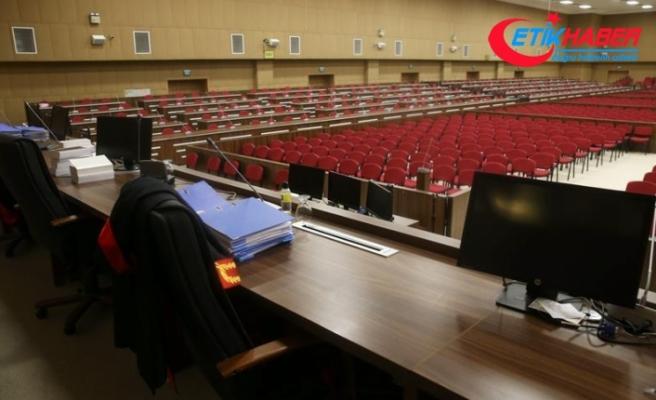 FETÖ'nün avukat yapılanması davasında 33 sanığa 15 yıl hapis istemi