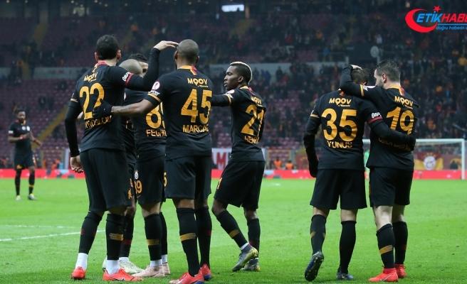 Galatasaray kupada yarı final peşinde