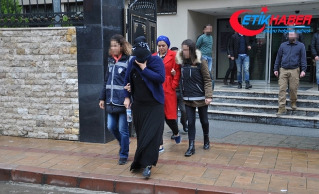 Hatay'da 2'si kadın 7 'torbacı' tutuklandı