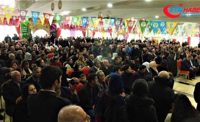 HDP'nin Mardin'deki aday tanıtımına soruşturma: 16 gözaltı kararı
