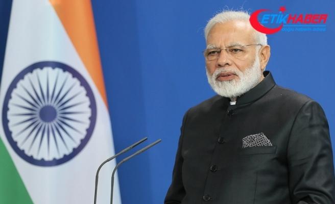 Hindistan Başbakanı Modi'den Pakistan'a suçlama