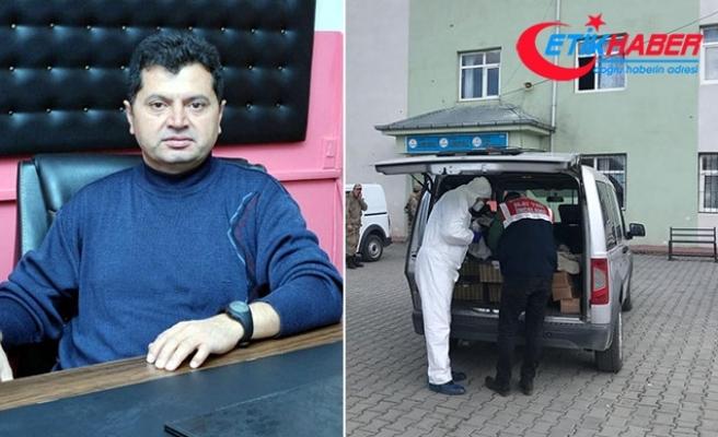 Iğdır'da okul müdürüne makamında pompalı tüfekli saldırı