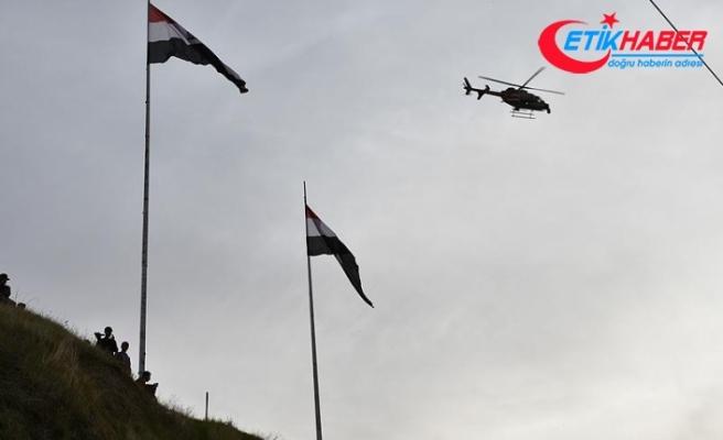Irak ordusu ABD üssüne saldırıda kullanılacak füzeleri ele geçirdi