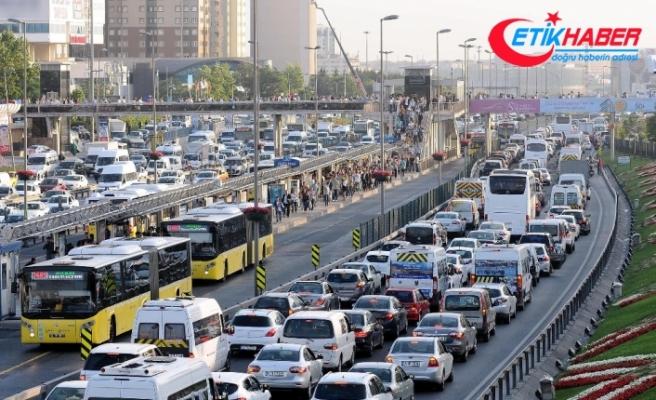 İstanbul trafiği en yoğun ikinci şehir oldu