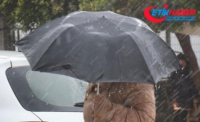 İstanbul'da hava soğuyacak, karla karışık yağmur bekleniyor