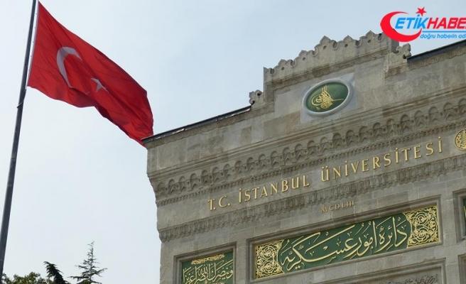 'İstanbul Üniversitesi basında en çok yer alan üniversite oldu'