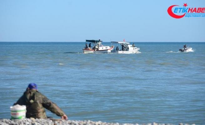 Kader Buse'yi 'balıkçı ağı' ile arıyorlar