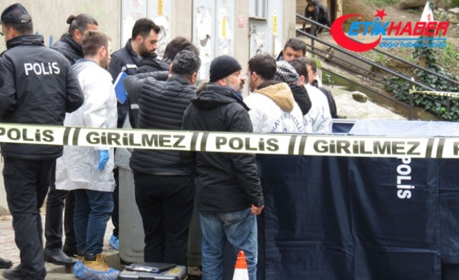 Kadıköy'de kadın bacakları bulundu