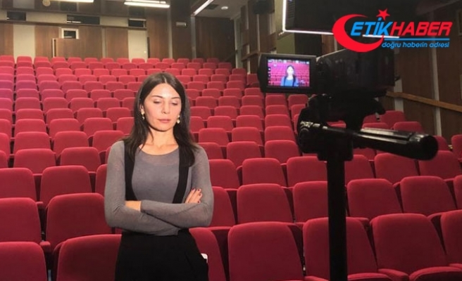 'Kadın gözüyle' çektiği filme uluslararası ödül