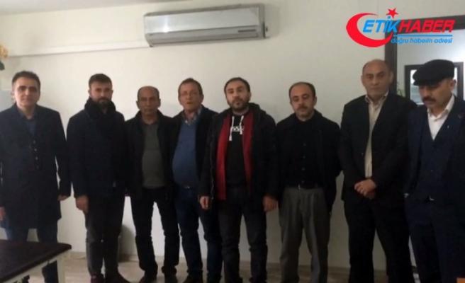 Kadirli'de İP yöneticisi 8 kişi istifa etti, MHP'ye destek açıkladı