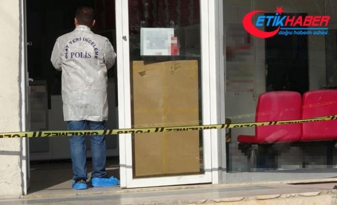 Kargo şubesinde eşini öldüren koca Samsun'da yakalandı