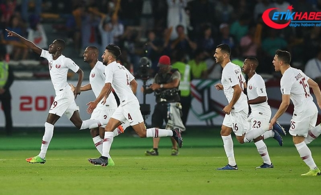 Katar, FIFA sıralamasında 55'inciliğe yükseldi