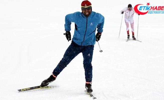 Kayaklı koşucuların hedefi ilk 30'a girmek