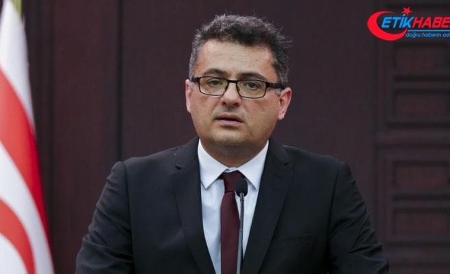 KKTC Başbakanı Erhürman: Kıbrıs Türk halkının artık çözüm için daha fazla bekleyecek takati yok
