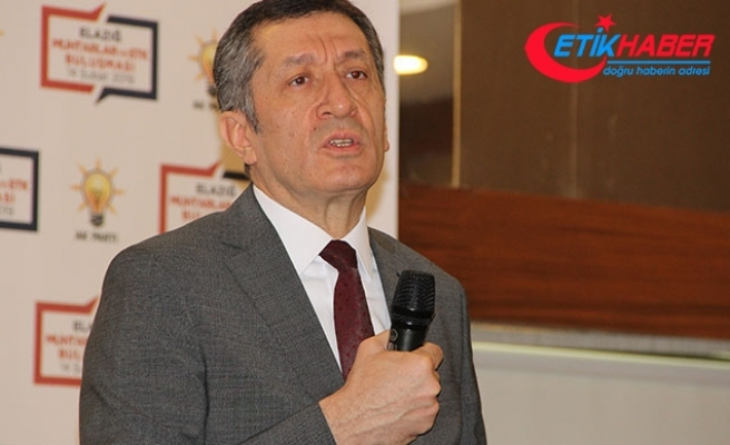 Milli Eğitim Bakanı Selçuk: Yerel yönetimlerle eğitimi bağlamamız gerekiyor