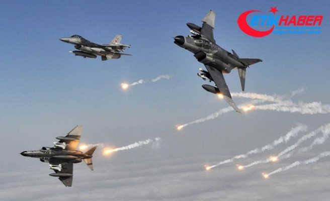 Milli Savunma Bakanlığı'ndan hava harekatı açıklaması