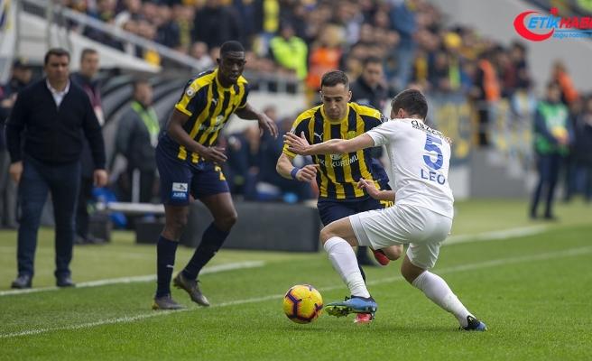 MKE Ankaragücü, Fenerbahçe'yi ağırlayacak