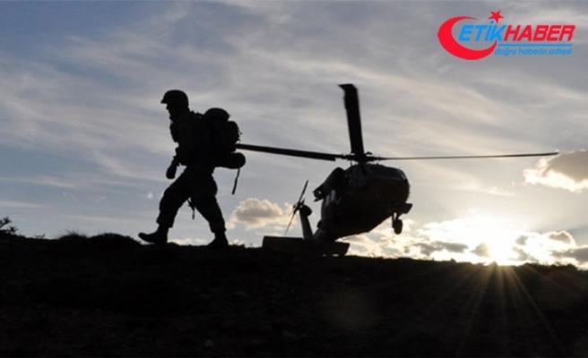 Milli Savunma Bakanlığı: Son bir ayda 54 terörist etkisiz hale getirildi