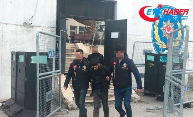 Özel ekip, 28 gün iz sürüp, silahlı soyguncuyu yakaladı