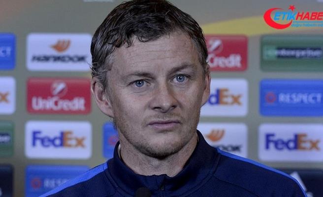 Premier Lig'de ayın teknik direktörü Solskjaer