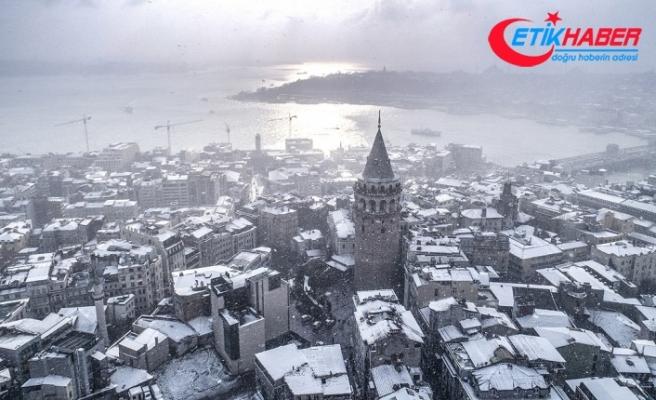 Prof. Dr. Hüseyin Toros: İstanbul'da karın etkisini rüzgar artırdı