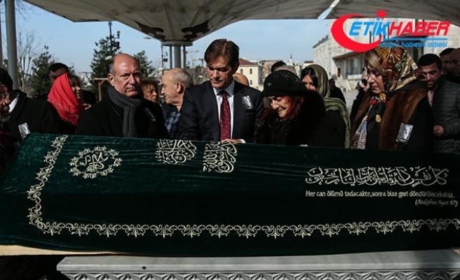 Prof. Dr. Mustafa Öz son yolculuğuna uğurlandı