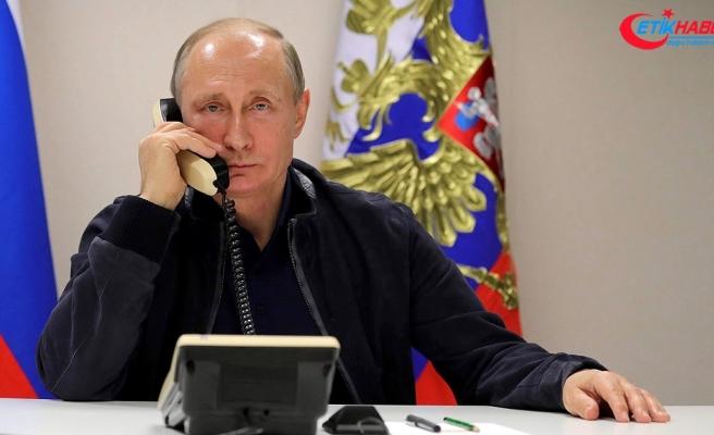 Putin, Cumhurbaşkanı Erdoğan'ın doğum gününü kutladı