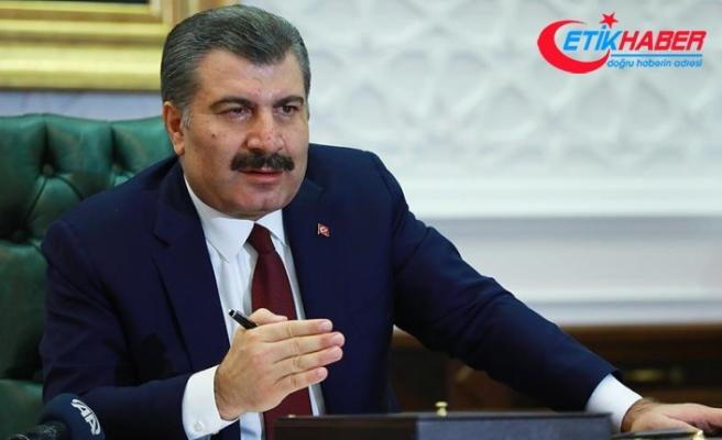 Sağlık Bakanı Koca: Bu hafta 41 ilacın piyasadaki arz sıkıntısı son bulacak