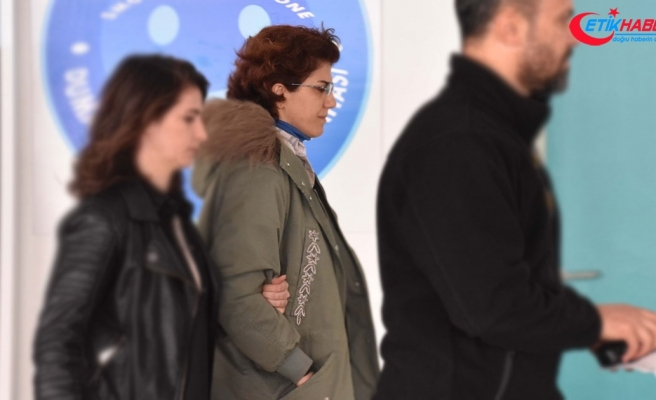 Sahte kimlikle yakalanan FETÖ zanlısı Zahide Üner tutuklandı