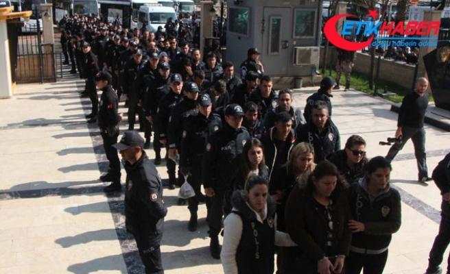 Şanlıurfa'da telefon dolandırıcılarına operasyonda 40 tutuklama