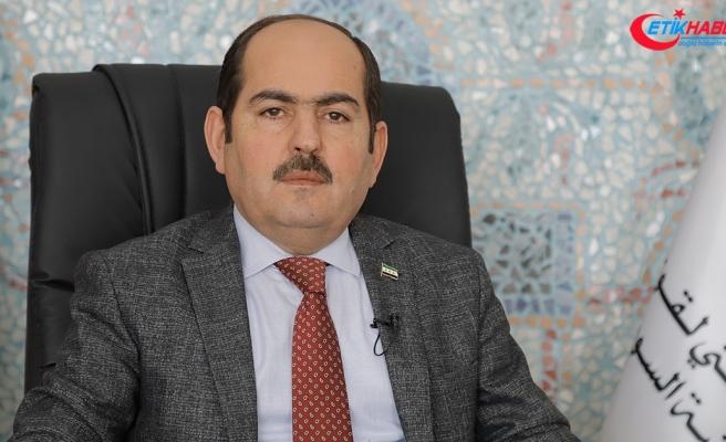 SMDK Başkanı Mustafa: Yeni bir insani kriz yaşanmaması için saldırılar durmalı