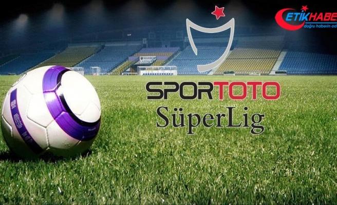 Süper Lig'de 20. hafta heyecanı başlıyor