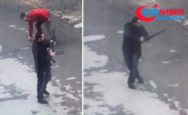 Telefonu iade alınmayınca pompalı tüfekle saldırdı