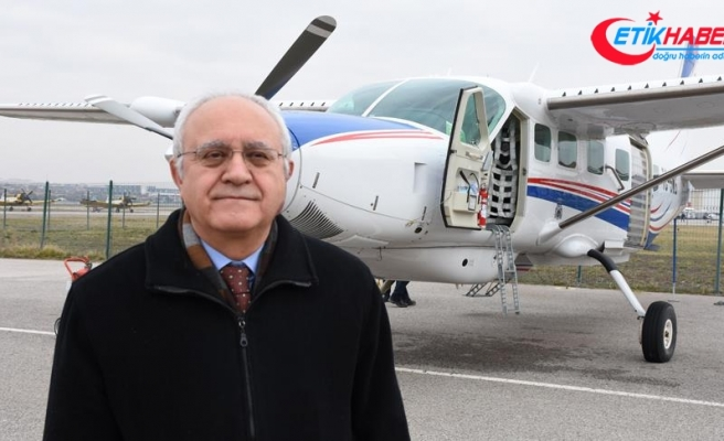 'THK 94 yıldır havacılık faaliyetlerini hız kesmeden sürdürüyor'