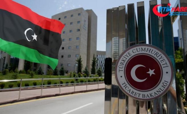 Ticaret Bakanlığından Libya'daki projeler için önemli adım