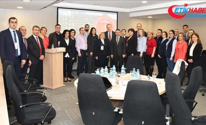 TİKA'dan Moldova Sayıştayına eğitim desteği
