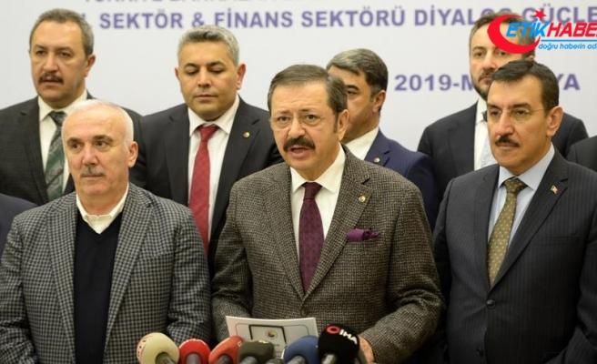 TOBB Başkanı Hisarcıklıoğlu: Türkiye'nin temelleri sağlam