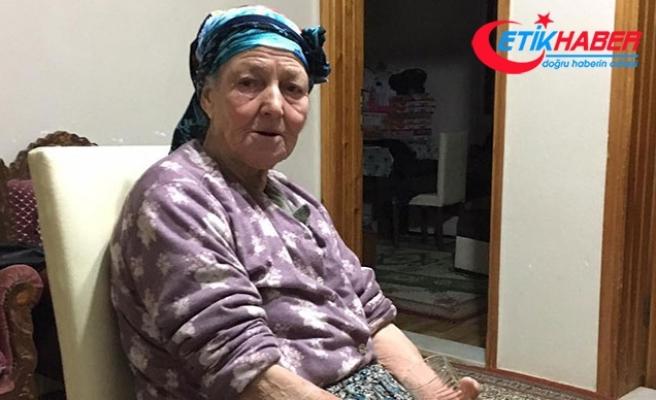 Torununun kullandığı traktör altında kalan babaanne öldü