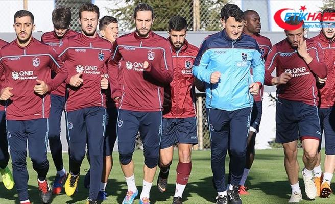 Trabzonspor'da kamp programı belli oldu