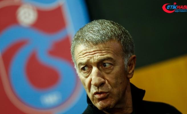 Trabzonspor Kulübü Başkanı Ağaoğlu: VAR'da FIFA'nın mı hakemlerin mi kararları geçerli?