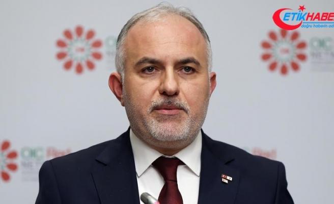 Türk Kızılay Genel Başkanı Kınık: Dünyanın umudu olmaya devam edeceğiz
