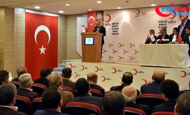 Türk Kızılayı Genel Başkanı Kınık: Geçen yıl 23 milyon insana yardım ulaştırdık