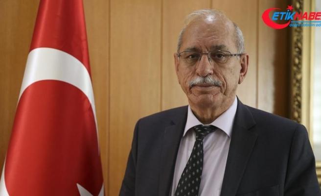 Türk Tarih Kurumu Başkanı Prof. Dr. Turan: Büyük devletler gerçekleri görmekten kaçıyor