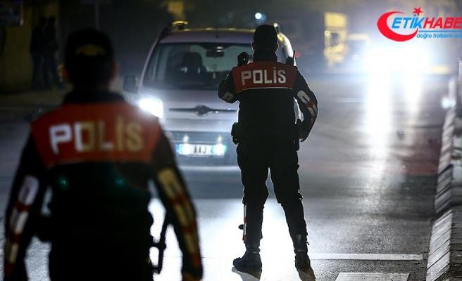 'Türkiye Güven Huzur' uygulamasında 3673 kişi yakalandı
