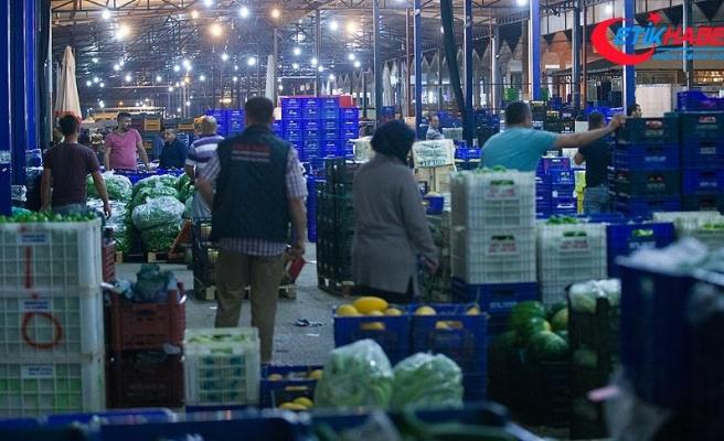 Türkiye Halciler Federasyonu Başkanı Tavşan: Hortum felaketi sebze-meyve fiyatlarını etkilemedi